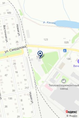 СТРАХОВАЯ КОМПАНИЯ РОССТРАХ на карте Шадринска