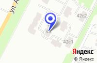 Схема проезда до компании ПТФ ВТОРЦВЕТМЕТ в Шадринске