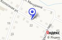 Схема проезда до компании ЗАУРАЛЬЕХЛЕБ в Целинном