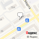 Магазин салютов Туринск- расположение пункта самовывоза