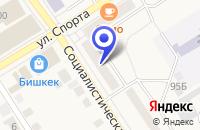 Схема проезда до компании БАНКОМАТ СКБ-БАНК в Туринске