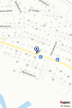 АЗС № 27 КУРГАННЕФТЕПРОДУКТ на карте Шадринска