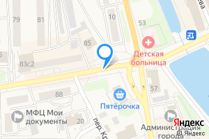 Однокомнатная квартира в Талице ул Ленина