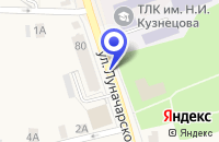 Схема проезда до компании ПЛОДОПИТОМНИК ТАЛИЦКИЙ в Талице
