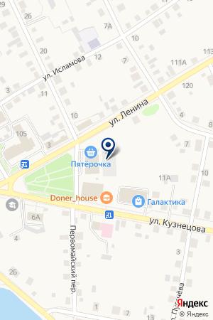 АПТЕКА БИОТОНУС на карте Талицы