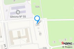 Двухкомнатная квартира в Талице Свердловская область, Красноармейская улица, 33