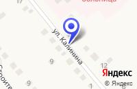 Схема проезда до компании ТФ НИВА в Мишкине