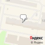 Магазин салютов Воркута- расположение пункта самовывоза