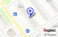 Схема проезда до компании НАУЧНО-ТЕХНИЧЕСКАЯ КОМПАНИЯ КРИОС в Воркуте