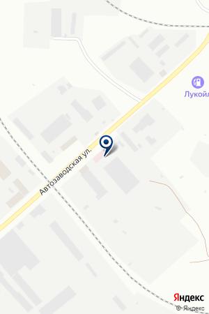 ТФ СЕТА на карте Воркуты