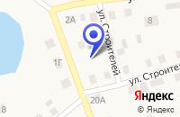Схема проезда до компании ОВД КАРГАПОЛЬСКОГО РАЙОНА в Каргаполье