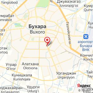Бухарский областой филиал