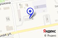 Схема проезда до компании МАГАЗИН ШМЕГУН ОЛЬГА ЛЕОНИДОВНА в Юргамыше