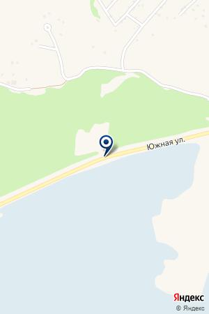 АЗС N 9У ЛУКОЙЛ на карте Урая