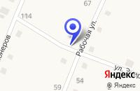 Схема проезда до компании ЭЛЕКТРИЧЕСКИЕ СЕТИ КУРГАНЭНЕРГО в Звериноголовском