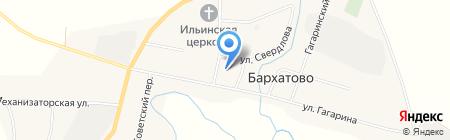 Западно-Сибирский банк Сбербанка России на карте Гаевой