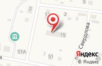 Схема проезда до компании Западно-Сибирский банк Сбербанка России в Бархатово