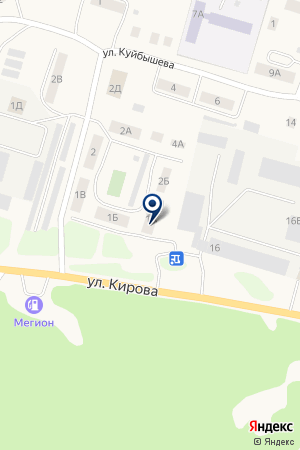 АЗС на карте Тавды