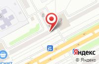 Схема проезда до компании Магазин мебели в Давыдово
