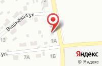 Схема проезда до компании Фабрика знаний, ЧДОУ в Таврово