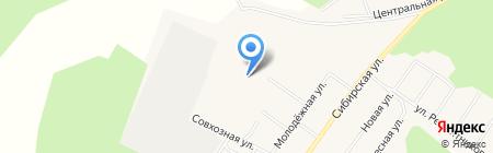 Содружество на карте Горьковки