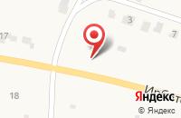 Схема проезда до компании Аван в Кулаково