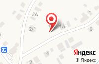 Схема проезда до компании Магазин хозяйственных товаров на ул. Семёновых в Кулаково
