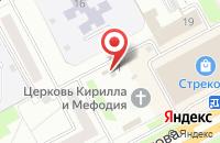 Схема проезда до компании Давыдовский лицей в Давыдово