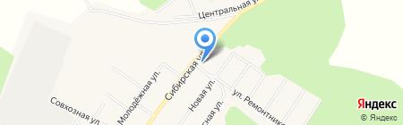 Продуктовый магазин на карте Горьковки