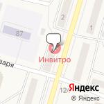 Магазин салютов Тавда- расположение пункта самовывоза