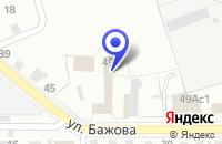Схема проезда до компании ПТФ БЕЛОЗЕРОВ С.И. в Кургане