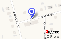 Схема проезда до компании ДЕТСКИЙ САД СОЛНЫШКО в Исетском