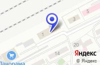 Схема проезда до компании ОПТОВЫЙ СКЛАД КРОХАЛЕВ Н.В. в Кургане