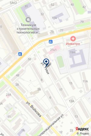 МАГАЗИН ЯКИМОВ ВЛАДИМИР ИВАНОВИЧ на карте Кургана