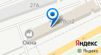 Компания Компания по производству окон на карте