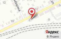 Схема проезда до компании Транзит-Сервис в Троицком
