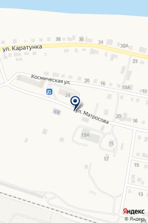 ЗАКУСОЧНАЯ ВОДОЛЕЙ на карте Тавды
