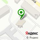 Местоположение компании Маштехпром