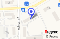Схема проезда до компании БАНКОМАТ ПЛАНЕТА КАРТ (УБРИР) в Тавде