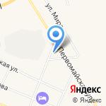 Банкомат на карте Исетского