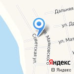 Магазин №83 на карте Исетского