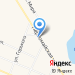 Аптека хороших цен на карте Исетского