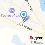 Платежный терминал на карте Исетского