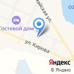 Администрация Исетского муниципального района на карте Исетского