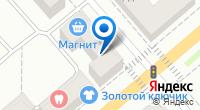 Компания Русское TV на карте
