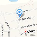 Алина на карте Исетского