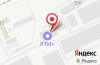 Схема проезда до компании Джунгли в Ярославле