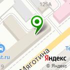 Местоположение компании ПрофСтройСервис