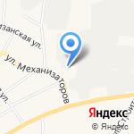 Культура и молодежная политика Исетского муниципального района на карте Исетского