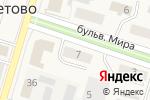Схема проезда до компании Юргамышские колбасы в Кетово
